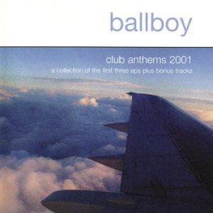 Club Anthems 2001